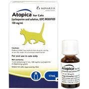 Cat Atopica 100 mg/ml 17ml