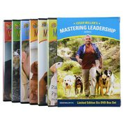 Cesar Millan Mastering Leadership 6 Volume DVD Set