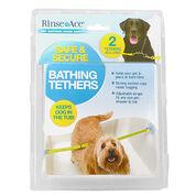 Rinse Ace Pet Bathing Tethers