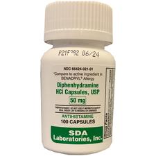Diphenhydramine (Generic Benadryl)-product-tile