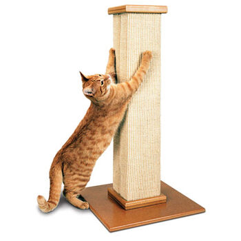 SmartCat Ultimate Cat Scratching Post Post product detail number 1.0