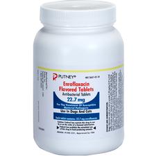 Enrofloxacin 22.7 mg (sold per tablet)-product-tile