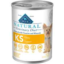 BLUE Natural Veterinary Diet KS Kidney Support Canned Dog Food-product-tile