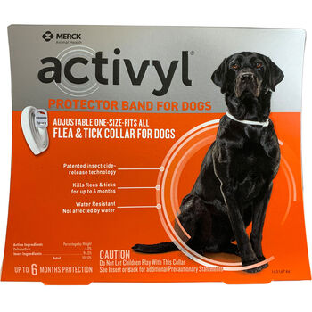 Activyl Protector Band for Dogs image number 1.0