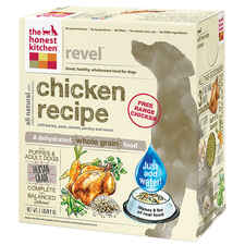 The Honest Kitchen Revel Chicken & Whole Grain Dehydrated Dog Food-product-tile