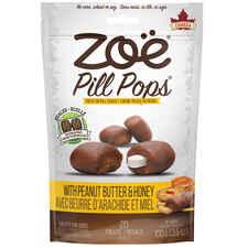 Zoe Pill Pops Peanut Butter & Honey 3.5oz-product-tile