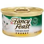 Fancy Feast Chunky Cat Food