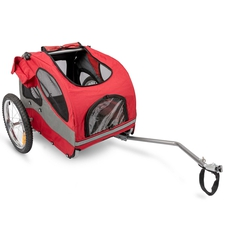 Happy Ride Dog Aluminum Bicycle Trailer-product-tile