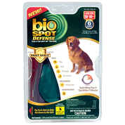 Bio Spot Defense Flea & Tick Control For Dogs