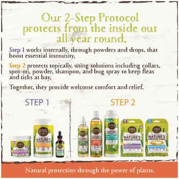 Earth Animal Nature's Protection™ Flea & Tick Herbal Shampoo