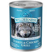 Blue Buffalo Wilderness Canned Dog Food-product-tile