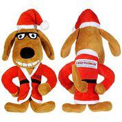 Santa Max, TV Star Dog Toy