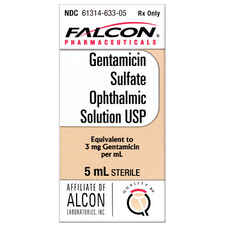 Gentamicin Sulfate Ophthalmic Solution 5 ml-product-tile