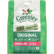 Greenies Dental Treats 12 oz Regular 12 Treats-product-tile