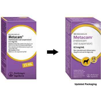 Metacam 1.5 mg/ml Oral Susp 100 ml