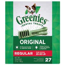 Greenies Dental Treats 27 oz Regular 27 Treats-product-tile