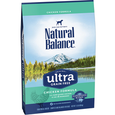 Natural Balance Ultra Grain Free Chicken Dry Dog Food-product-tile