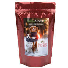 Healthy Breeds Warm Wishes Chicken & Rice Recipe Jerky Sticks Dog Treats-product-tile