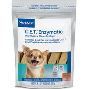 C.E.T. Enzymatic Oral Hygiene Chews for Dogs-product-tile
