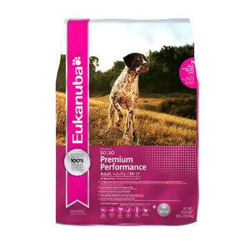 Eukanuba Premium Performance 30/20 Dry Dog Food 28 lb product detail number 1.0