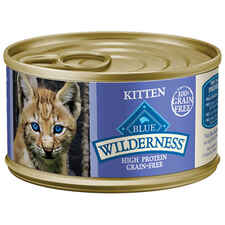 Blue Buffalo Wilderness Canned Kitten Food-product-tile