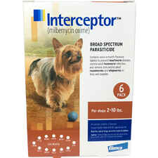Interceptor 6pk Brown Dogs 2-10 lbs-product-tile