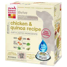 The Honest Kitchen Thrive Chicken & Quinoa Dehydrated Dog Food-product-tile
