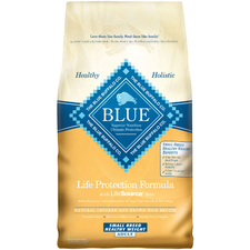 Blue Buffalo Healthy Weight Small Breed Adult Dog Food-product-tile