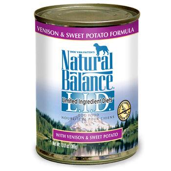 Natural Balance L.I.D. Limited Ingredient Diets Canned Dog Food image number 1.0
