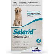 Selarid (Selamectin) Dogs 40.1-85 lbs 6 pk-product-tile