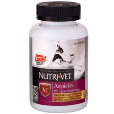 Nutri-Vet Aspirin Chewable Tablets-product-tile