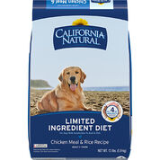 California Natural Limited Ingredient Diet Adult Dry Dog Food