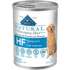 BLUE Natural Veterinary Diet HF Hydrolyzed for Food Intolerance Grain-Free Wet Dog Food-product-tile