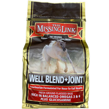 The Missing Link Equine Well Blend & Joint 5.3 lb product detail number 1.0