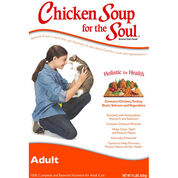 Chicken Soup for the Cat Lover's Soul Adult Cat Dry Food 13.5 lb-product-tile