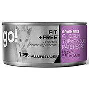 Petcurean Go! Natural Grain Free Canned Cat Food