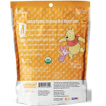 Disney Table Scraps Organic Honey Roasted Turkey Dog Treats