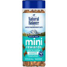 Natural Balance L.I.D. Limited Ingredient Diets Mini Rewards Dog Treats-product-tile