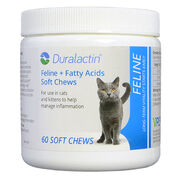 Duralactin Feline Plus Fatty Acids Soft Chews-product-tile