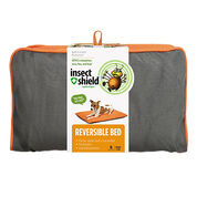Insect Shield Insect Repellent Reversible Pet Bed