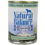 Natural Balance L.I.D. Limited Ingredient Diets Canned Dog Food-product-tile