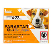 Parastar Plus for Dogs