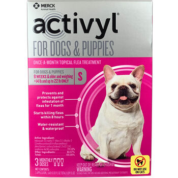Activyl 3pk Dogs 14-22 lbs product detail number 1.0