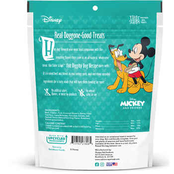 Disney Table Scraps Hot Diggity Dog Treats