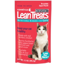 Nutrisentials Lean Treats for Cats-product-tile