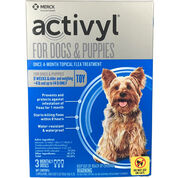 Activyl For Toy Dogs 4-14 Lbs