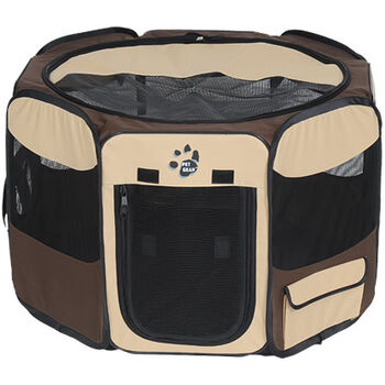 "Indoor Soft-sided Pet Pen Sahara 29"" product detail number 1.0"