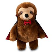 Halloween Plush Dog Toy Vampire Sloth-product-tile