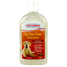 Be Flea Free Shampoo-product-tile