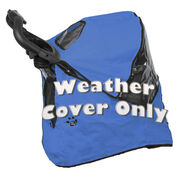 Happy Trails Pet Stroller Weather Cover-product-tile